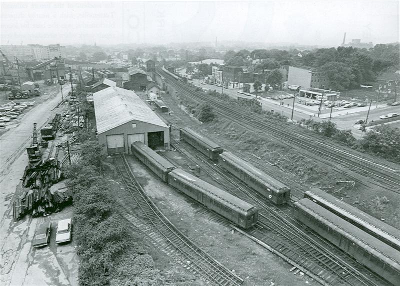 SIRT Clifton Yard - Shops